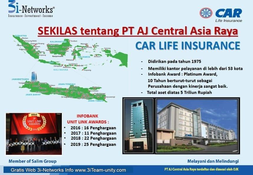 PT AJ Central Asia Raya